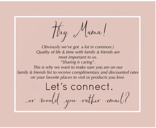 connect with moms in Charlotte NC