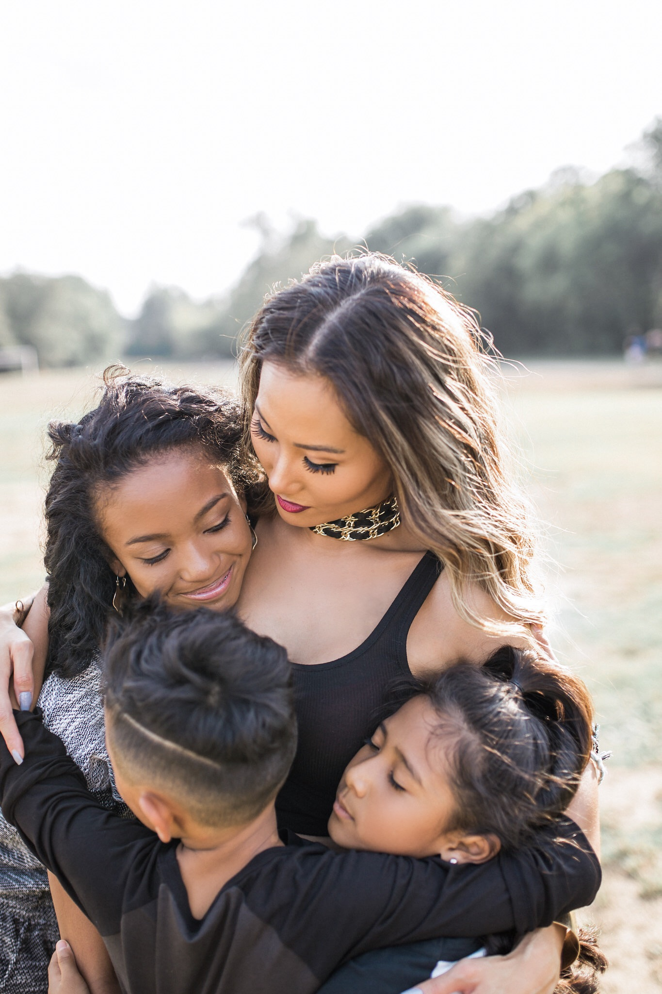 Millennial Mom of 3, Modern Style Mom, The Mommy Directory, How To Raise Millennials, Blasian Family, Biracial Family