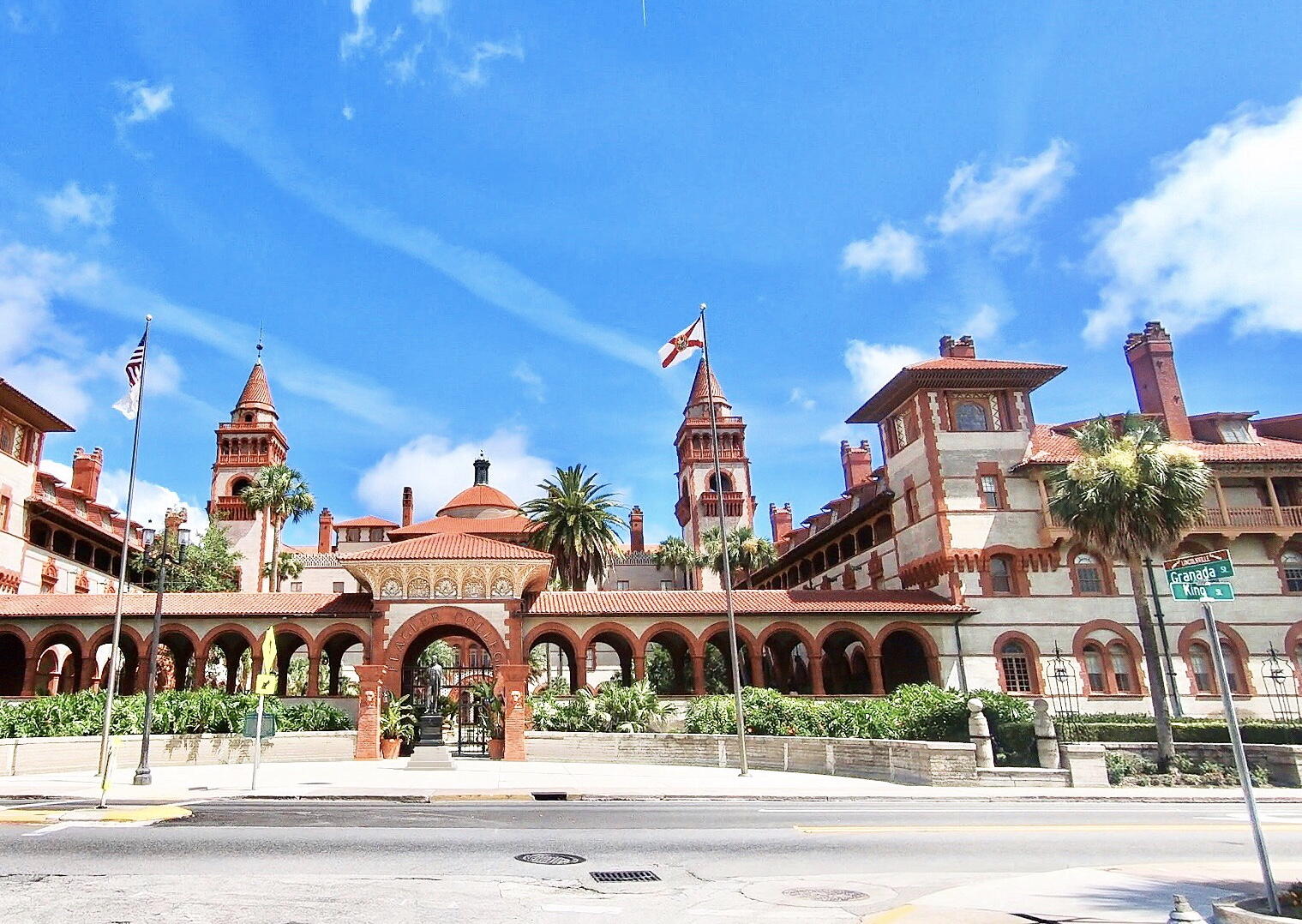 Flagler College, Henry Morrison Flagler, St. Augustine Attractions