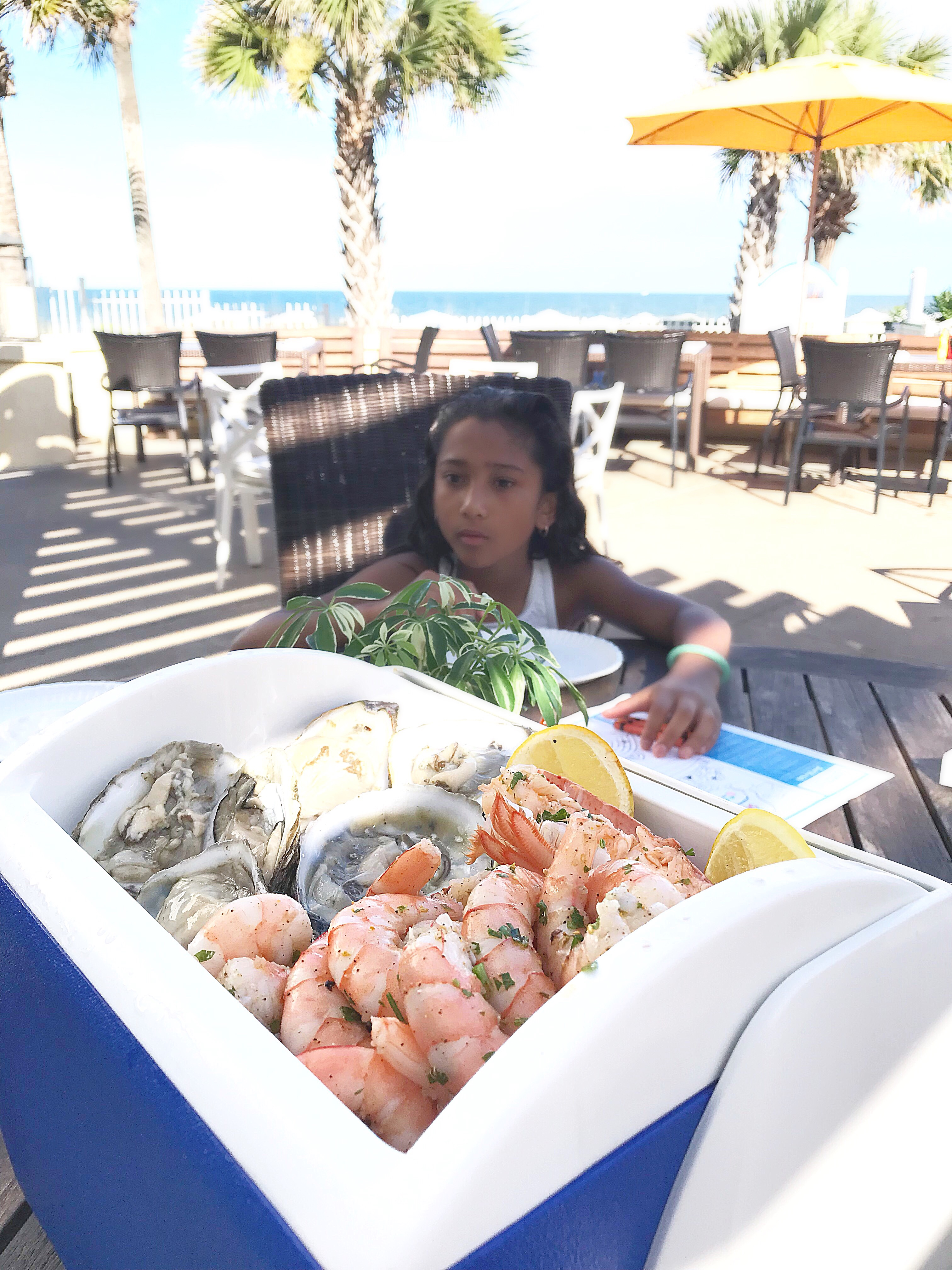 Oceanside Restaurant Amelia Island