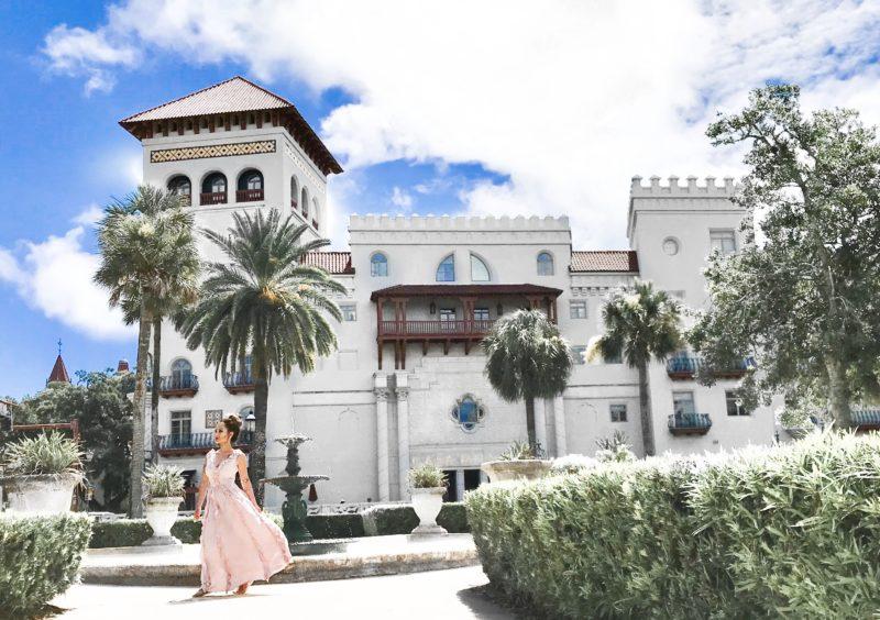 Casa Monica Autograph collection hotel, st. Augustine, Florida, oldest city in America, casa monica