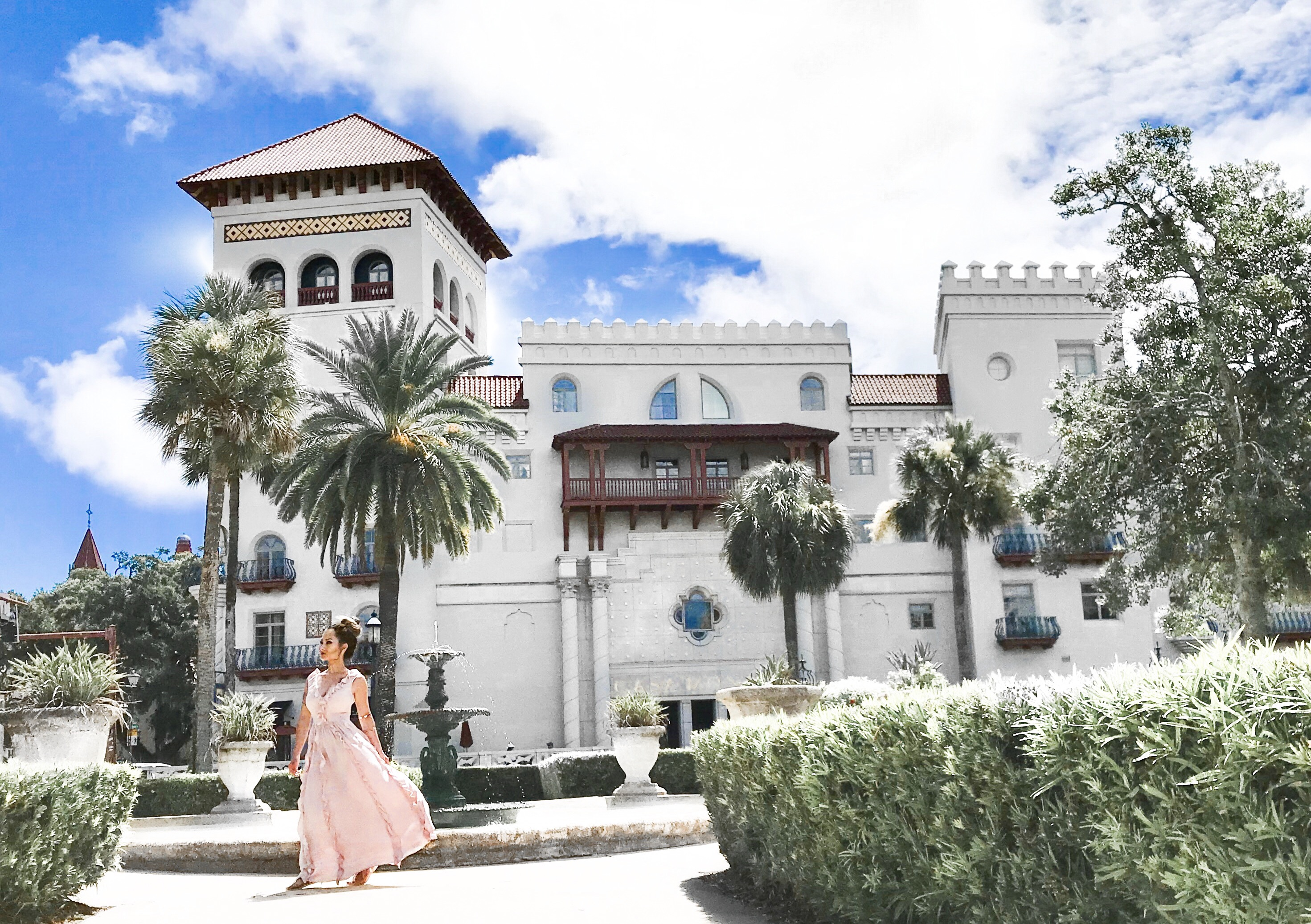 Casa Monica Autograph collection hotel, st. Augustine, Florida, oldest city in America, casa monica