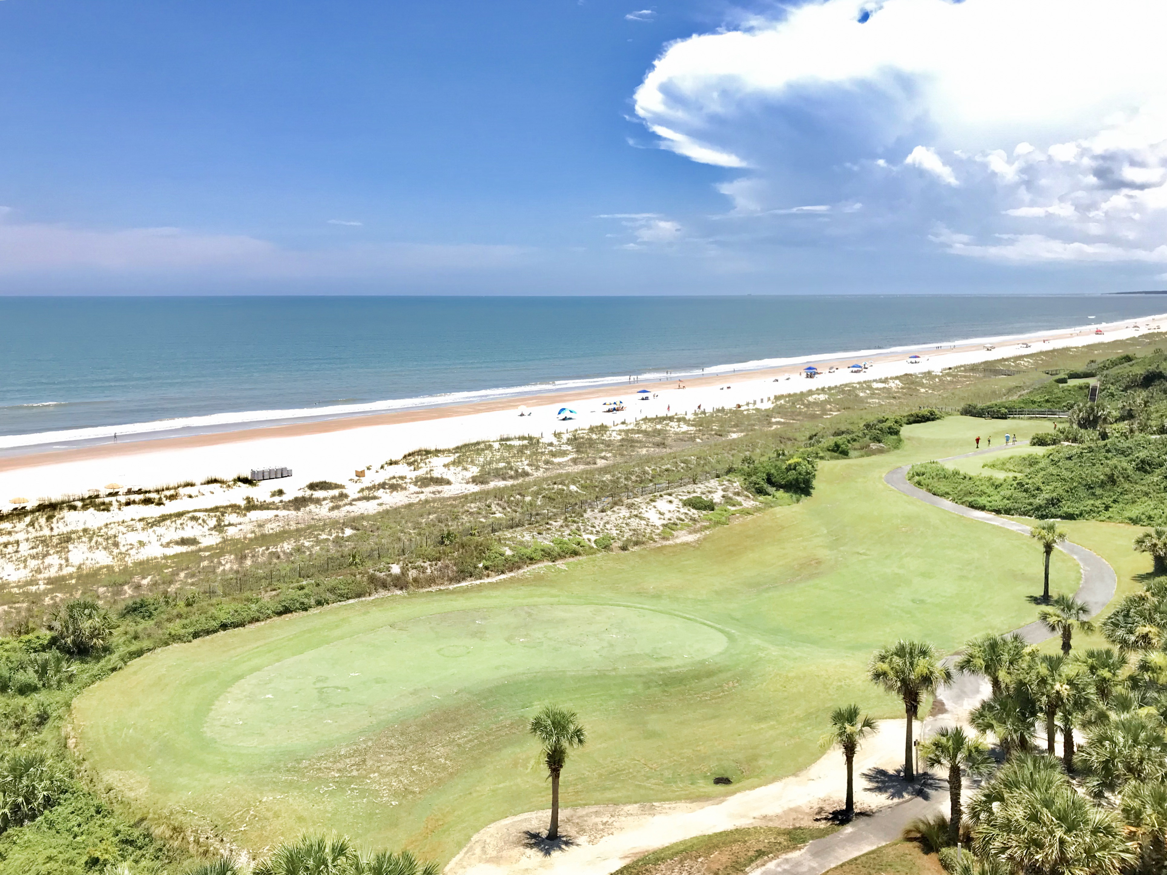 7 Reasons To Visit Amelia Island With Your Family, Views from Omni Amelia Plantation, Amelia Island, Fernandina Beach Florida