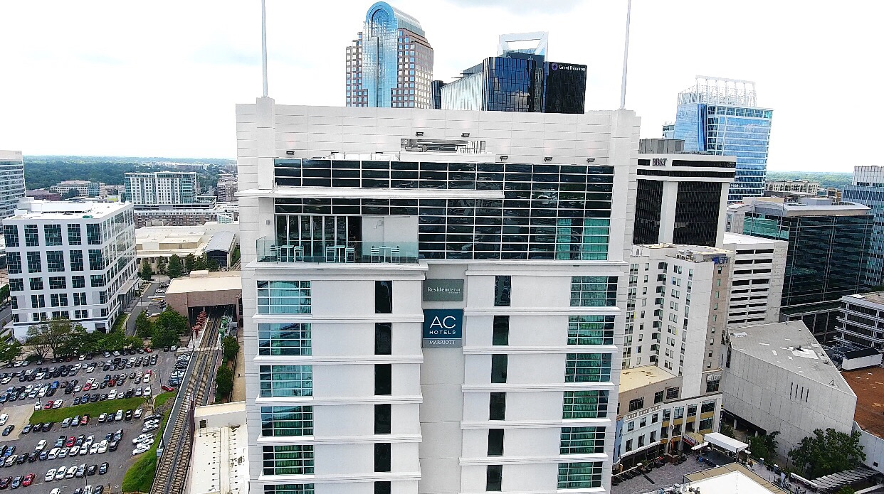 AC Hotel Charlotte City Center, AC Hotel Charlotte, Marriott Hotels Charlotte,