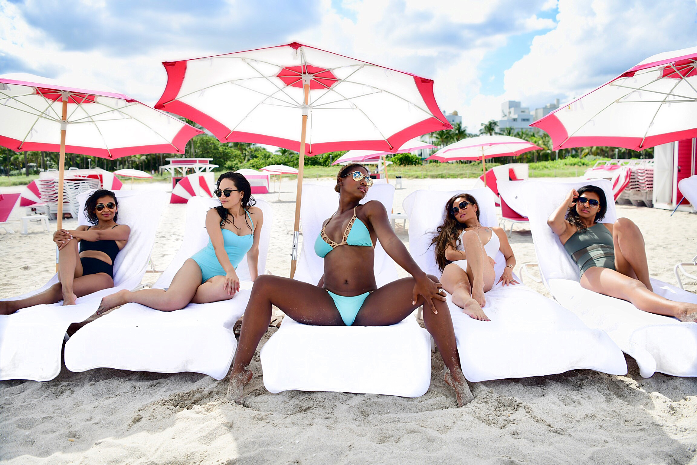 The Girls Getaway Guide, South Beach Miami, Miami mama, SLS Hotel South Beach,south beach boutique hotel