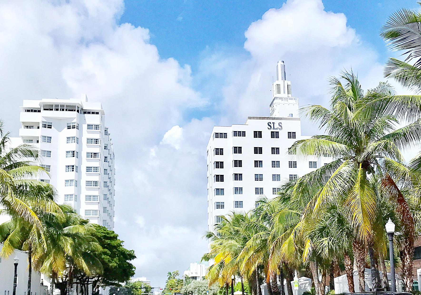 SLS Hotel South Beach, Girls getaway guide,south beach Miami, south beach boutique hotel