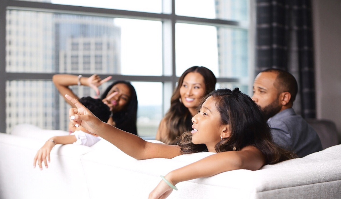 AC Hotel Charlotte, AC Hotel Marriott, Charlotte views, Nuvolé Rooftop Twenty Two, Nuvolé penthouse suite, modern style mom, Sarah Dam Chambers, Jeremy chambers, Charlotte families, Charlotte mom blogger, the mommy Directory, blasian family