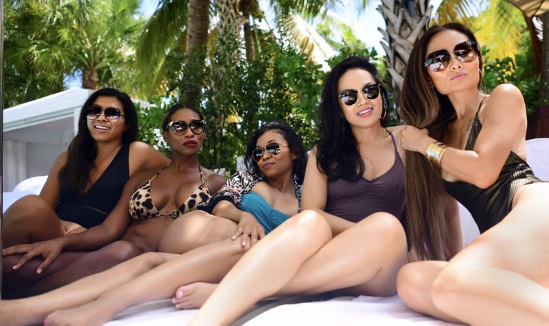 Girls Getaway guide, south beach Miami, SLS Miami South Beach, girls getaway ideas,