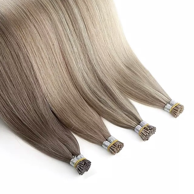 Strand by strand hair extensions, I-tips, hair extensions near me
