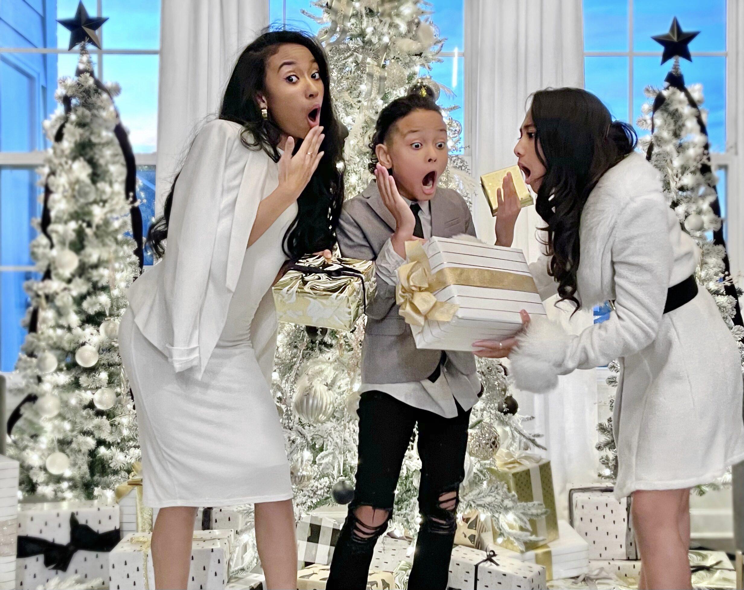 Christmas 2020, covid Christmas, holiday photos